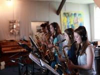 Saxophon Aufnahmen