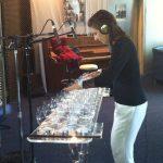Glasharfenklänge mit Susanne Würmell