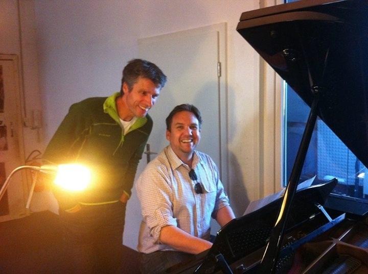 Detlef Wutschik und Matthias Brodowy
