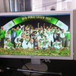 Aufnahmen für VFL Wolfsburg